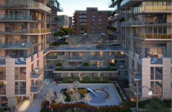 Marcon's New Building in Central, Character-Filled Neighbourhood – The West End